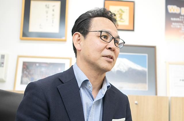 代表取締役社長 尾林 功二